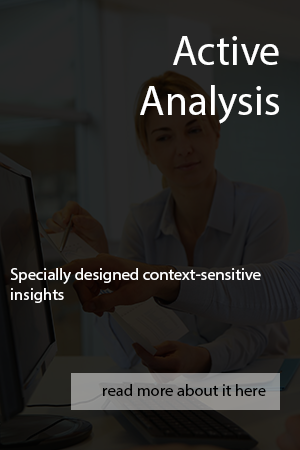 Active Analysis Button